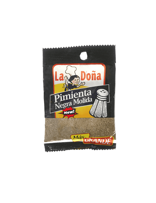 Pimienta Molida La Doña 25g