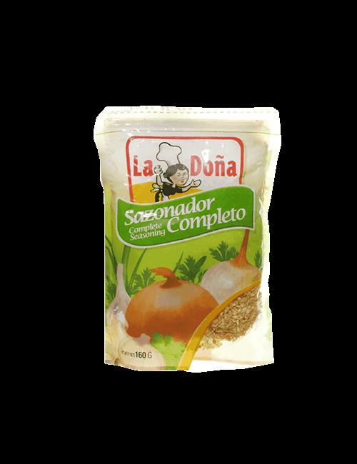 Sazonador Completo La Doña 160g
