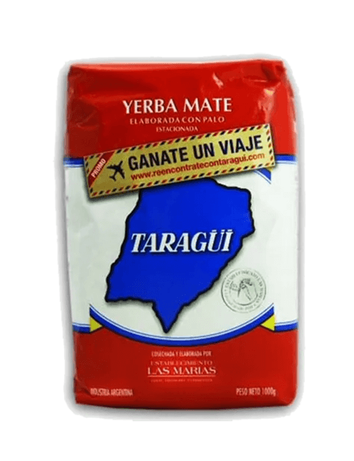 TE Taragui Yerba MATE con palo / 1000g