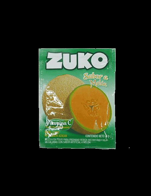 Refresco en Polvo Zuko 25g Melon