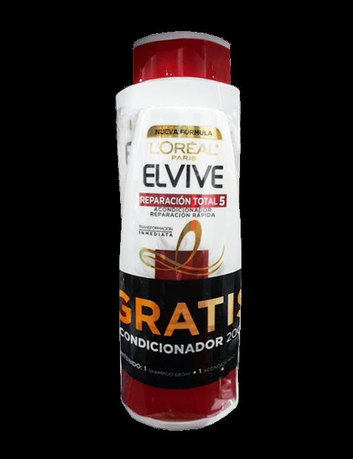 Elvive Shampoo 680ml / Acondicionador 200ml