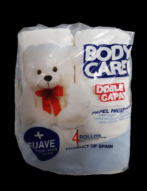 Papel Sanitario Body Care