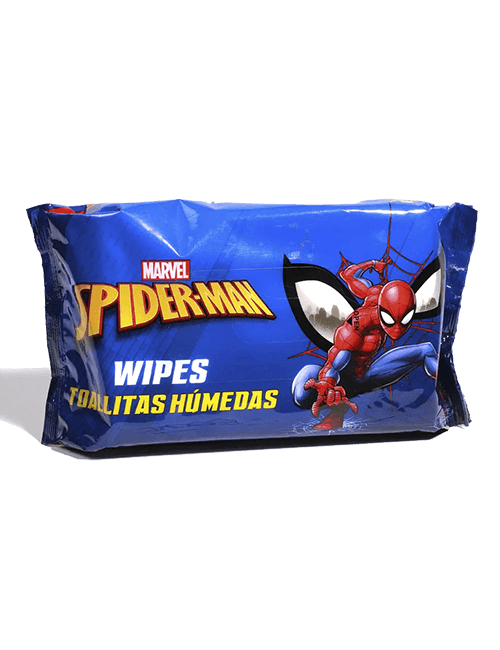 WIPES toallitas Humedas - Marvel Spider-Man