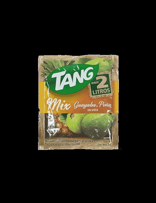 Refresco en Polvo Tang 20g Guayaba Piña