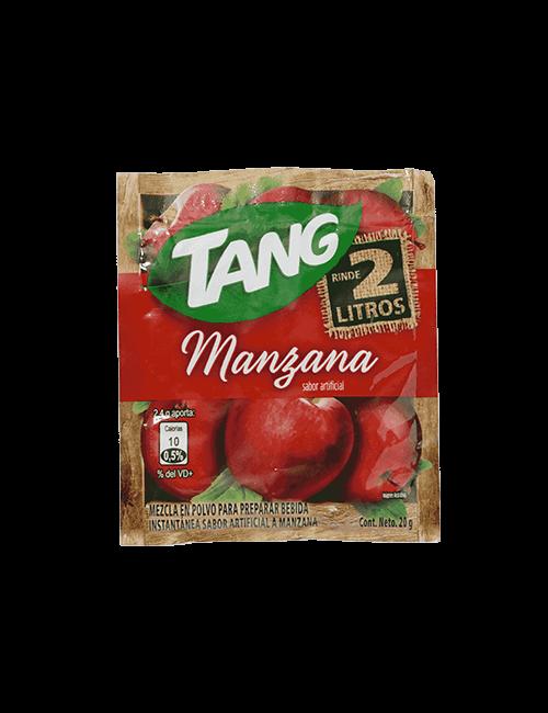 Refresco en Polvo Tang 20g Manzana