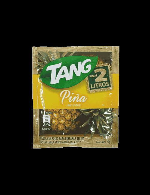 Refresco en Polvo Tang 20g Piña