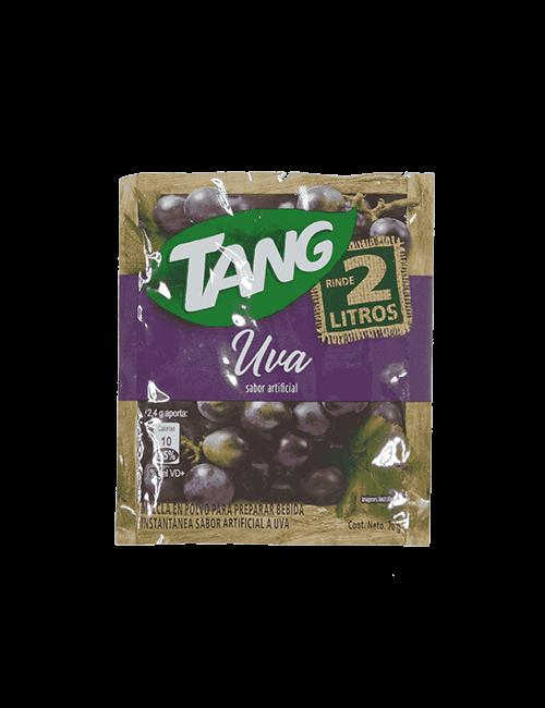 Refresco en Polvo Tang 20g Uva