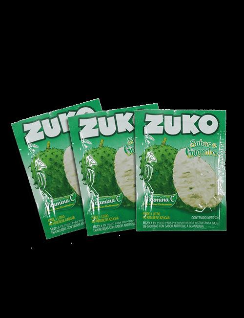 3 Zuko Guanabana