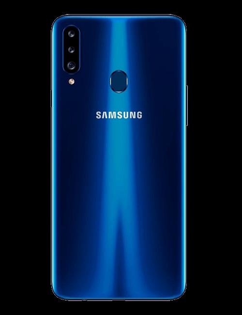 Samsung Galaxy A20s Azul