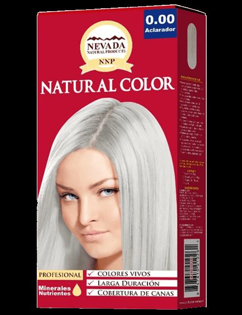 Tinte Natural Color - Aclarador 0.00