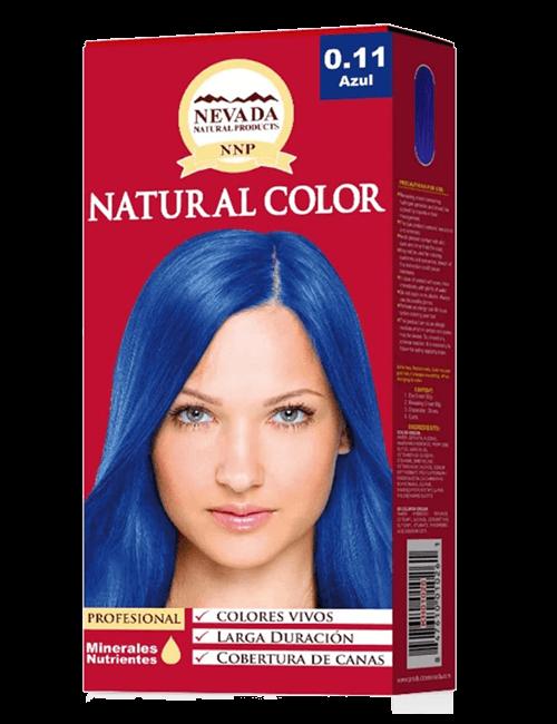Tinte Natural Color – Azul 0.11