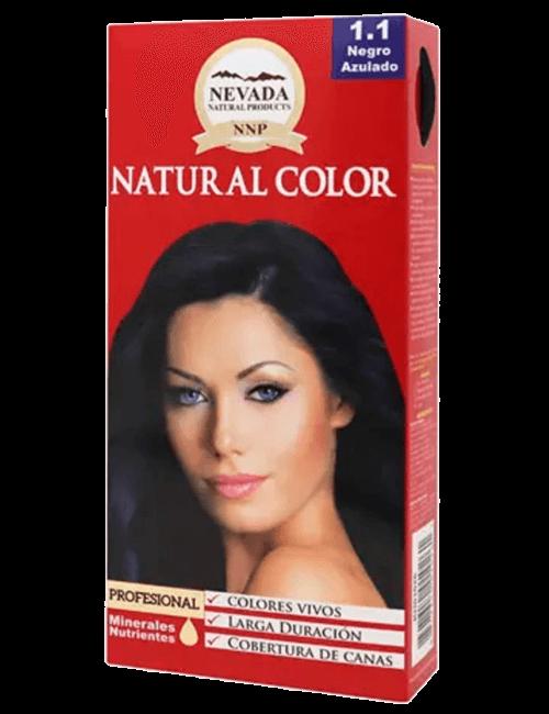 Tinte Natural Color - Negro Azulado 1.1
