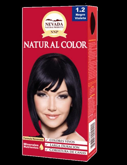 Tinte Natural Color - Negro Violeta 1.2