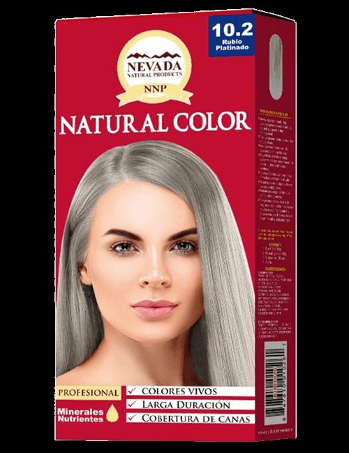 Tinte Natural Color - Rubio Platinado 10.2
