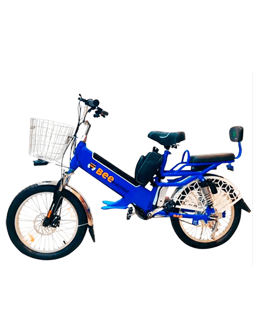 Bicicleta eléctrica BEE 350W