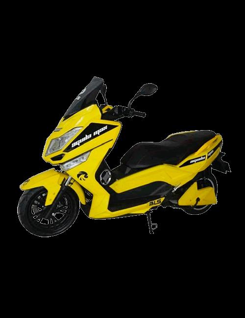 Moto eléctrica BLS Aguila MAX 40AH - Amarrilla