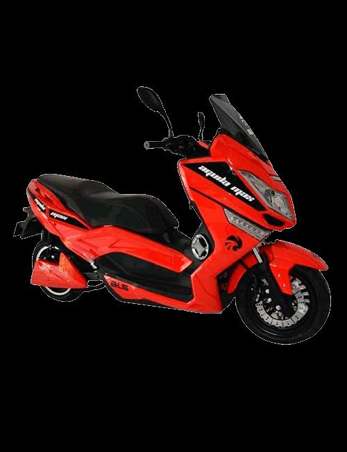 Moto eléctrica BLS Aguila MAX 40AH - Roja