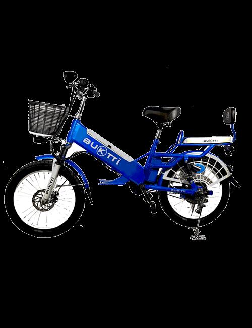 Bicicleta eléctrica BUKATTI 400W