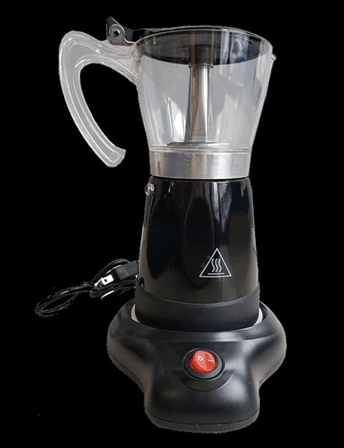 Cafetera eléctrica de 6 tazas ROYAL