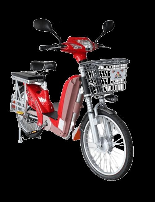 Bicicleta eléctrica EB350 AVA Lithium