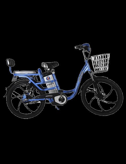 Bicicleta eléctrica FENIX 350W - Azul