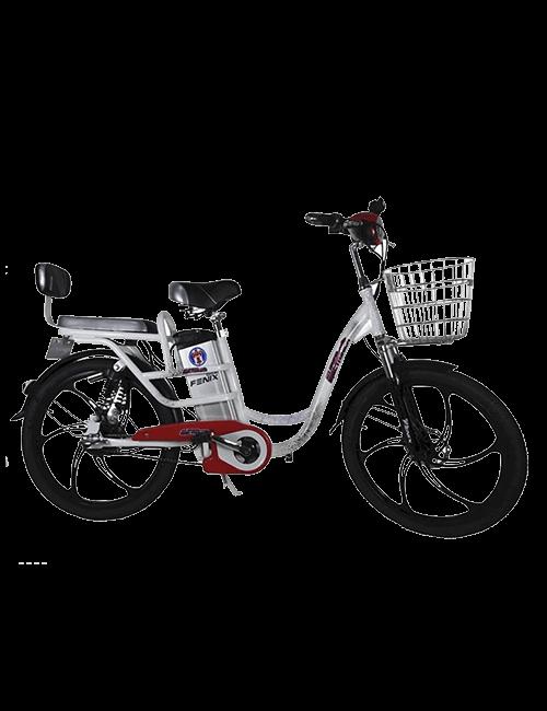 Bicicleta eléctrica FENIX 350W - Blanco