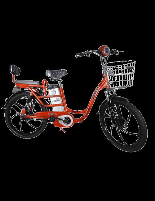 Bicicleta eléctrica FENIX 350W - Naranja