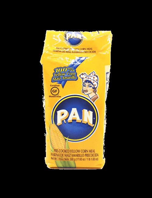 Harina de Maiz Pan 500g