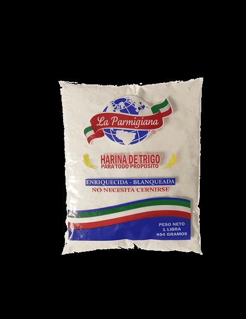 Harina de trigo La Parmigiana 454g