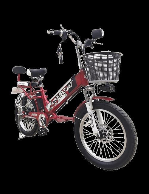 Bicicleta eléctrica MISHOZUKI 350W 3.0
