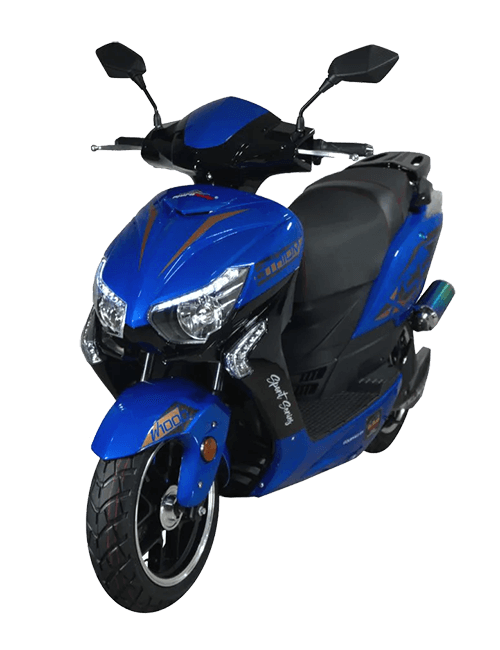 MURASAKI XS6 LITHIUM Sport Series - Azul