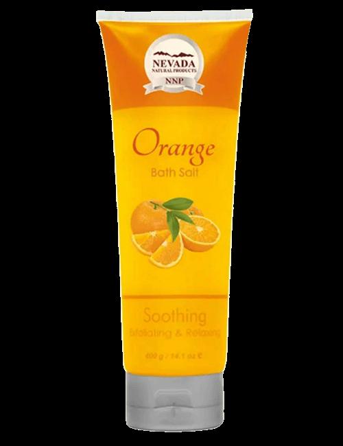 Naranja Exfoliante Corporal