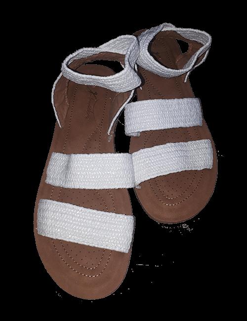 Sandalias de tobillos