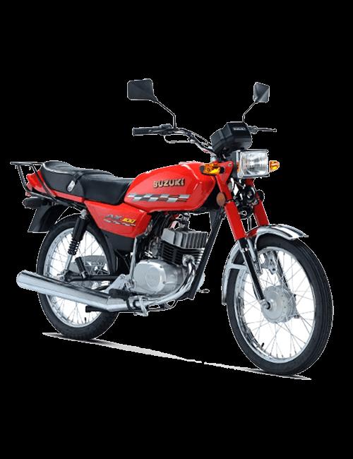 Kit de SUZUKI AX100 - rojo