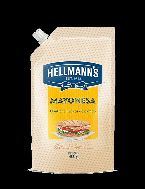 Mayonesa Hellmanns 400g