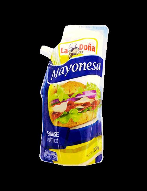 Mayonesa La Doña 200g