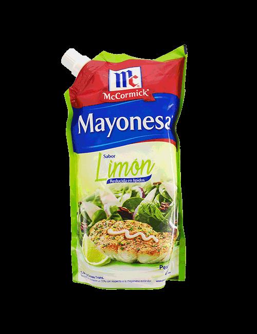 Mayonesa Mccormick 383g con Limon