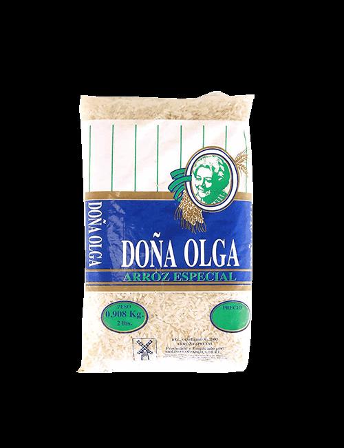 Arroz Doña Olga 907g