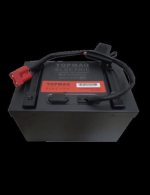 Batería 72V 35Ah de lithium Topmaq LG