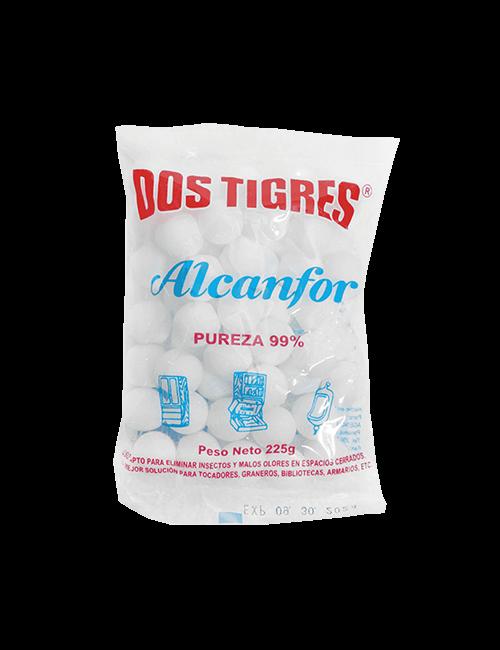 Alcanfor Dos Tigres 225g