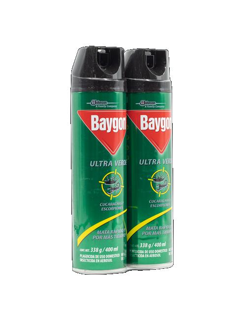 Baygon Insecticida 2U - 400ml
