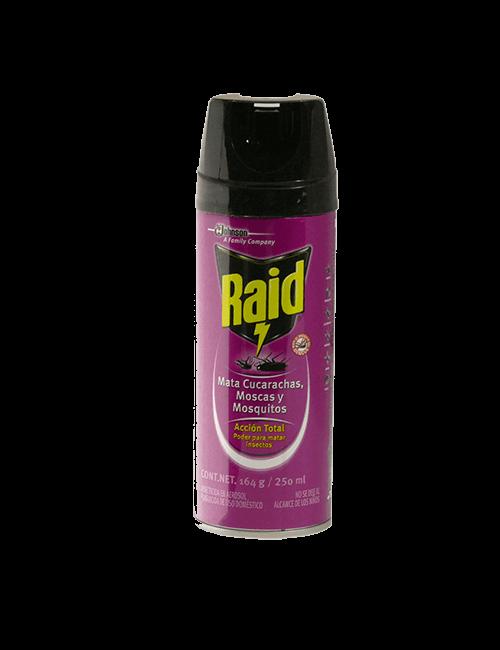 Raid Insecticida 250ml