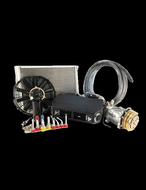 Sistema de aire acondicionado universal