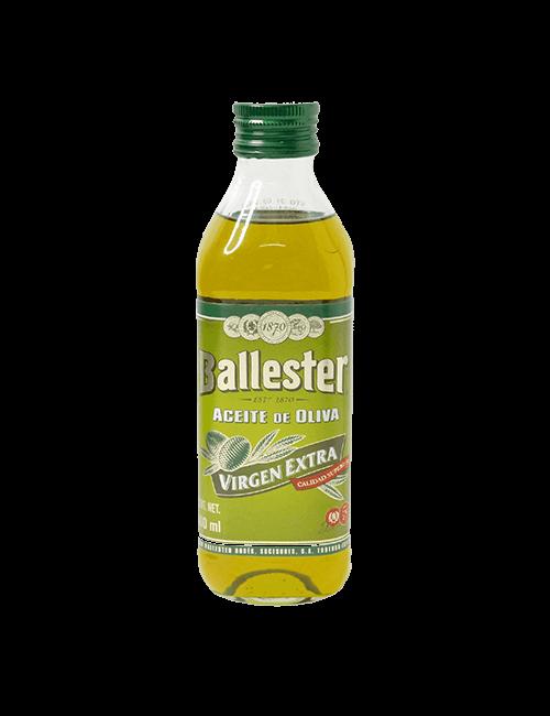 Aceite de Oliva Extra Virgen 500ml Ballester