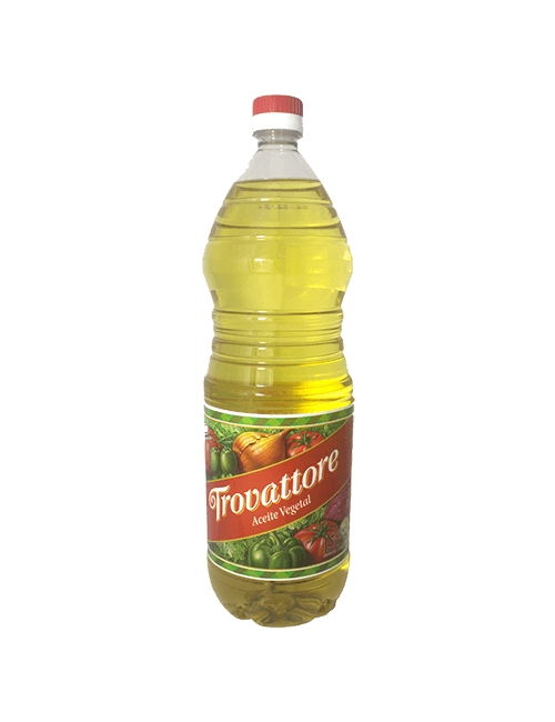 Aceite Vegetal Trovattore 1500ml