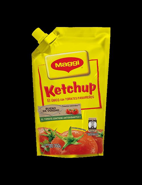 Ketchup Maggi 350g Salsa De Tomate