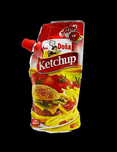 Ketchup La Doña 250g Salsa De Tomate