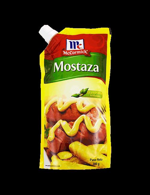 Mostaza McCormick 192g Original