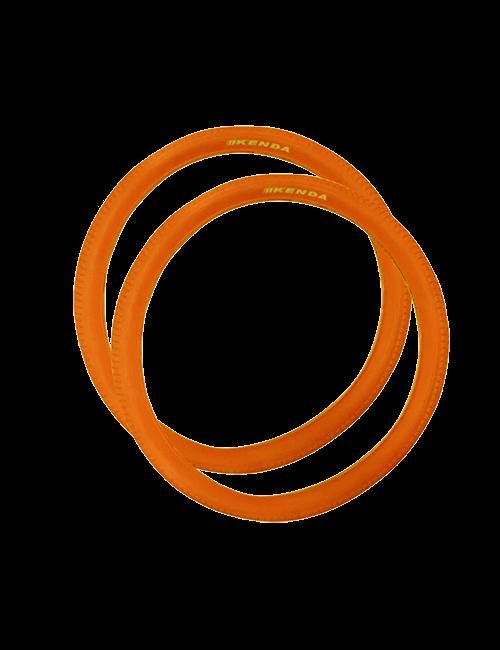2 neumáticos para bicicleta 26 x 2.125 -Naranja
