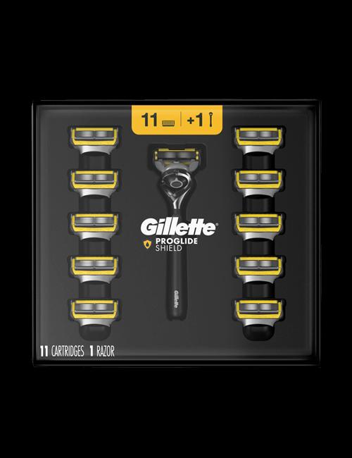 Gillette Proglide Shield + 11 Cartuchos